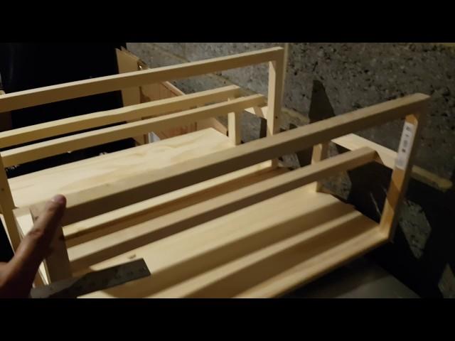 Wood Frame Dimensions For 67 Gpu Mining Rig I Mine Blocks