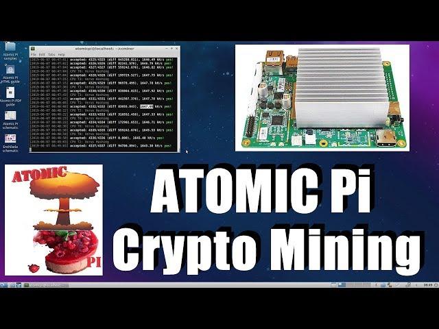 CPU Mining – I Mine Blocks